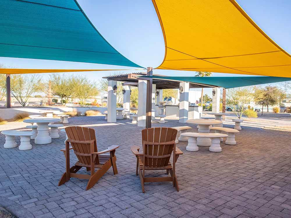 The Motorcoach Resort Chandler Campgrounds Good Sam Club
