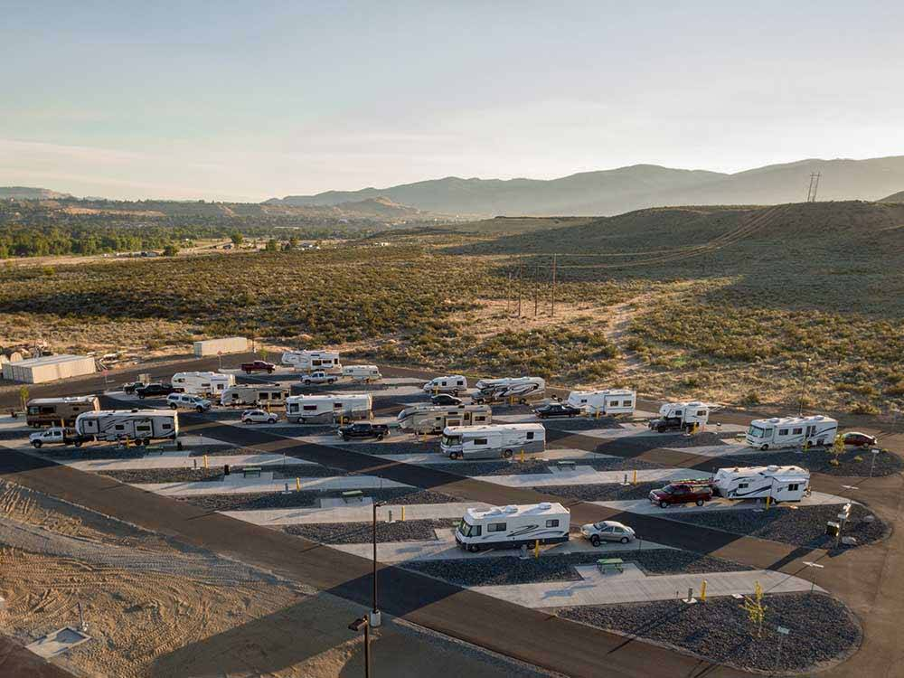 Hotel lodging at 12 TRIBES RESORT CASINO RV PARK