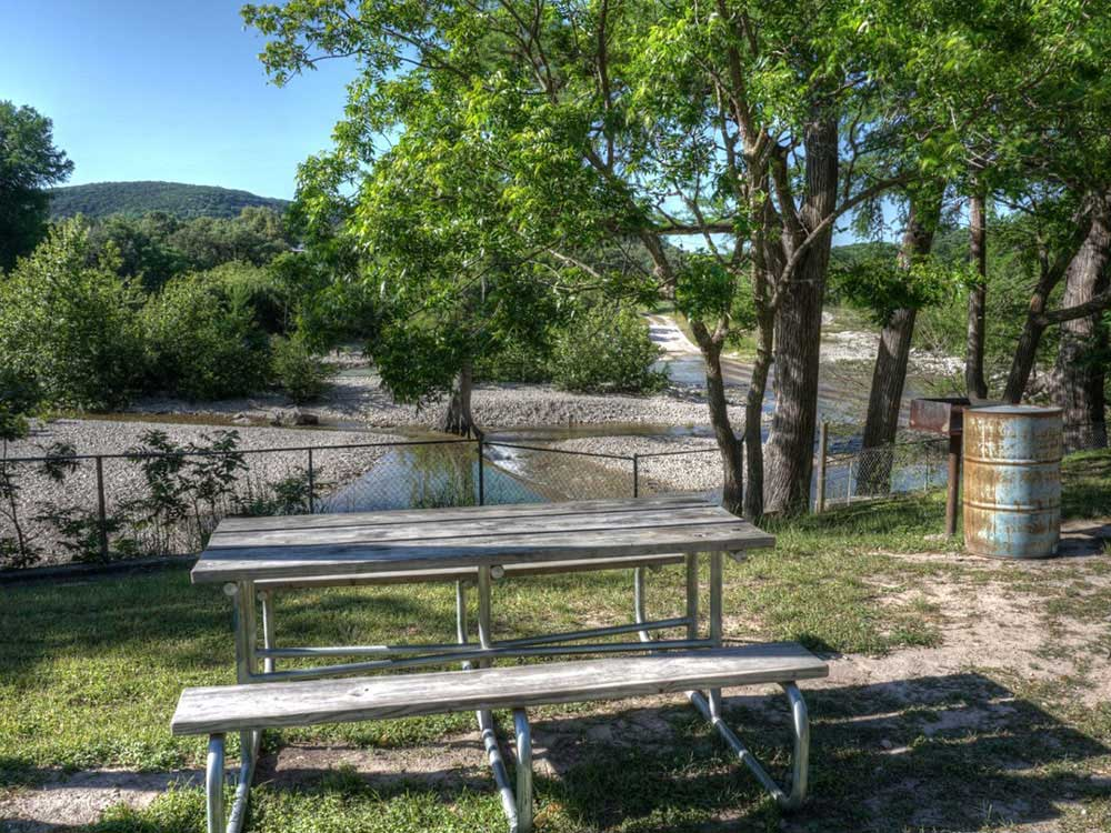 Camp River View Concan Campgrounds Good Sam Club