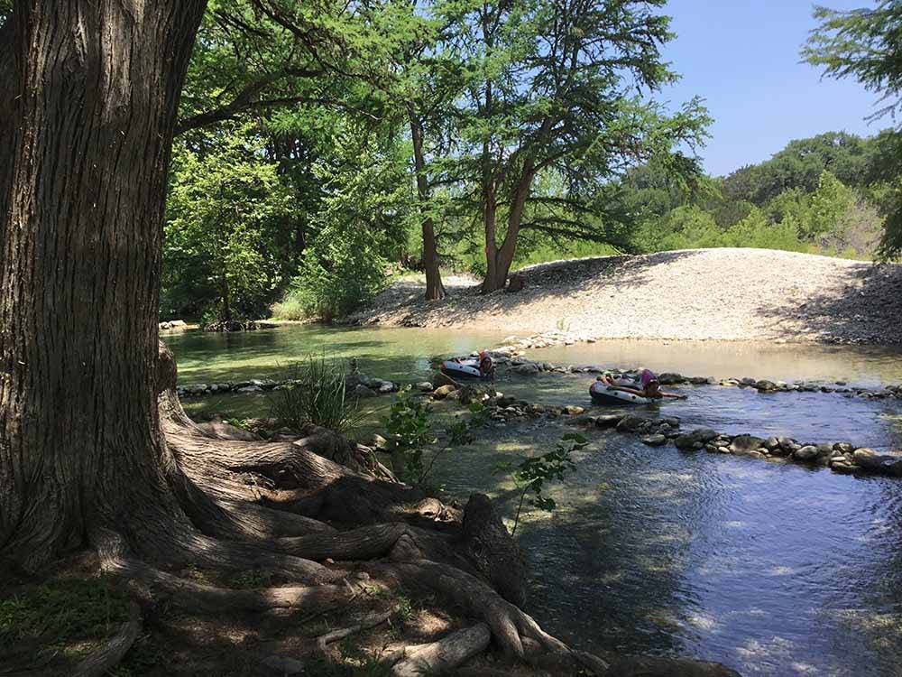 Frio Riverbend Cabins and RV Park - Concan campgrounds