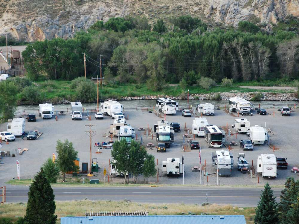 Windhaven RV Resort - Dubois campgrounds | Good Sam Club