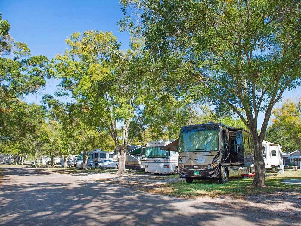 Vacation Village Rv Resort Largo Campgrounds Good Sam Club