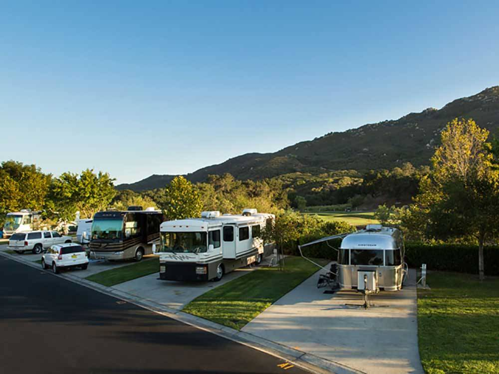 Pechanga Rv Resort Temecula Campgrounds Good Sam Club