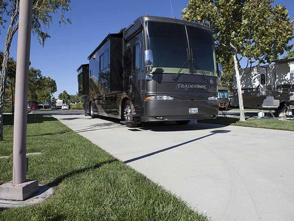 Pechanga Rv Resort Temecula Ca Rv Parks And
