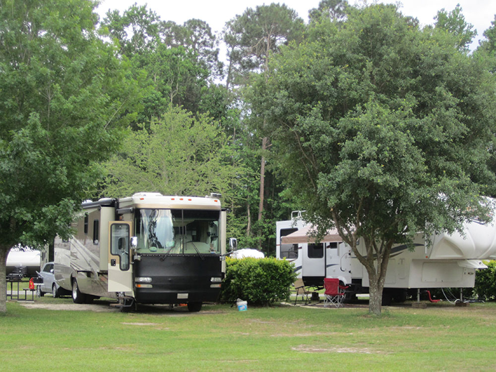 Parkwood Rv Park Cottages Statesboro Campgrounds Good