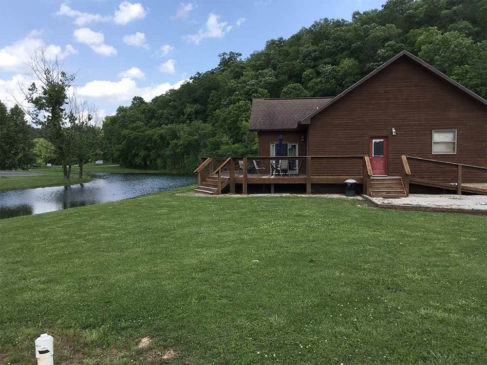 Denton Ferry Rv Park Resort Cotter Campgrounds Good