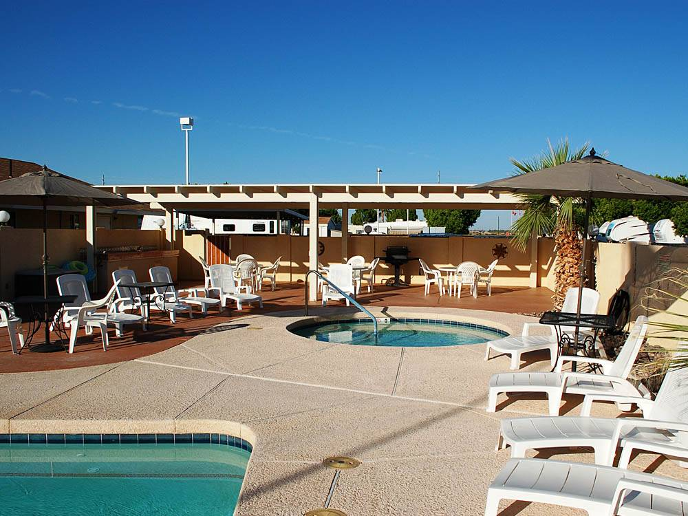 CACTUS GARDENS RV RESORT at YUMA AZ