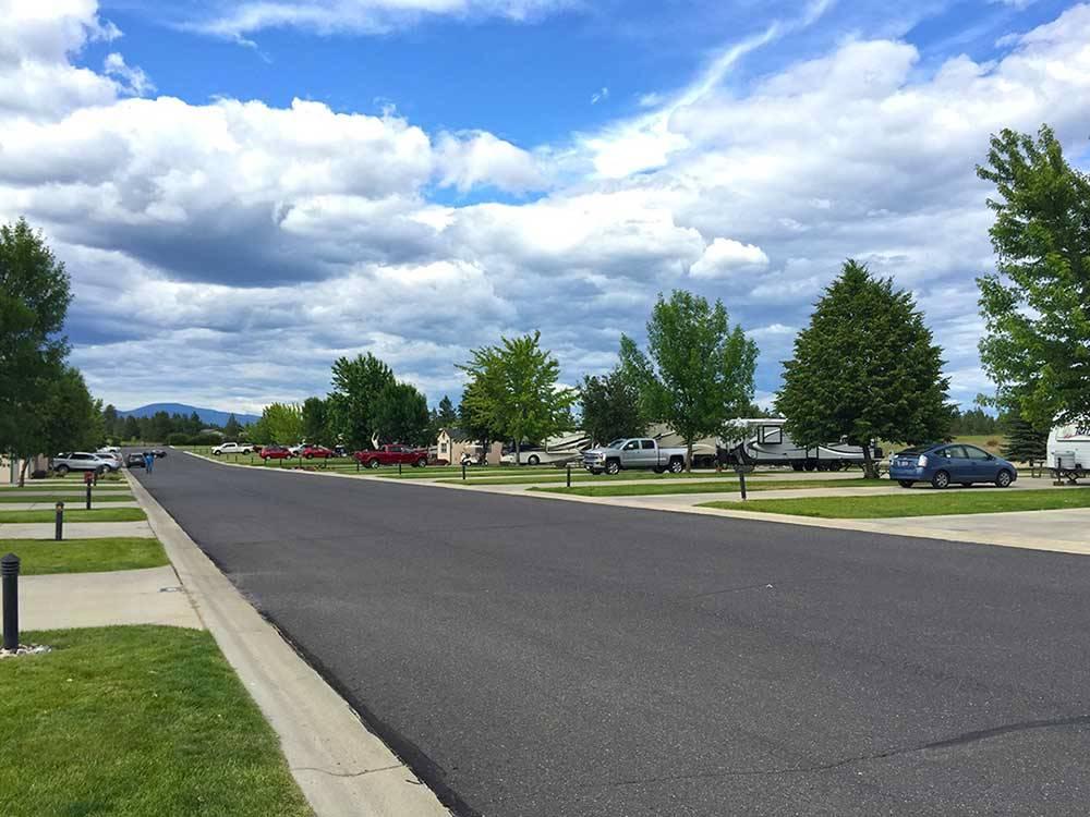 Spokane Rv Resort At Deer Park Golf Club Deer Park