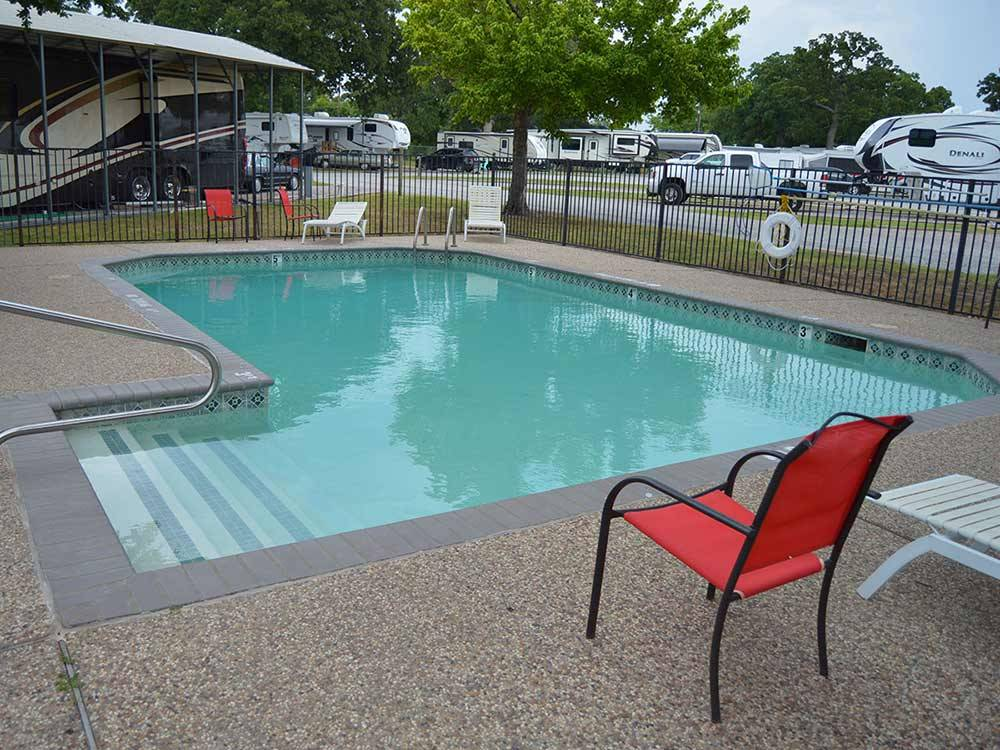 LAZY L RV PARK At SHERMAN TX