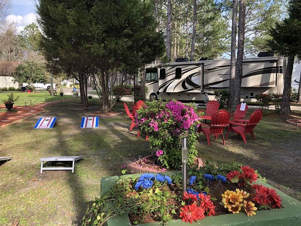 Lake City Rv Resort Lake City Campgrounds Good Sam Club