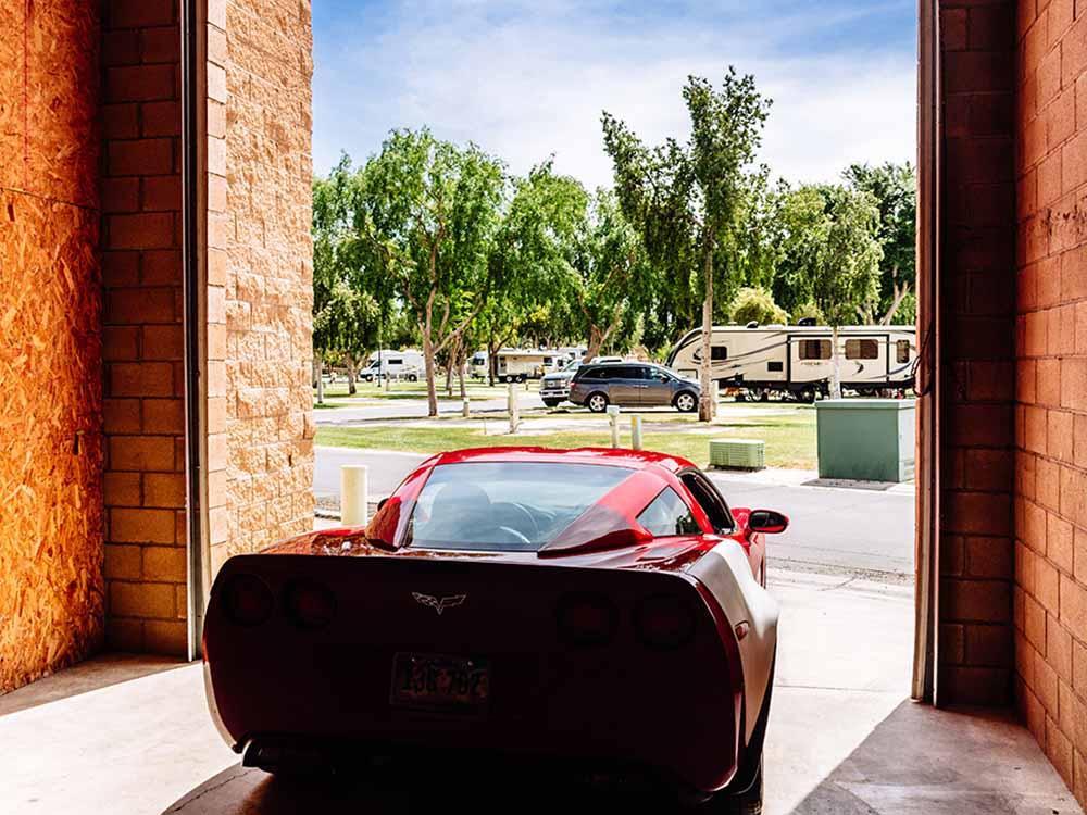 Emerald Desert Rv Resort Sunland Palm Desert