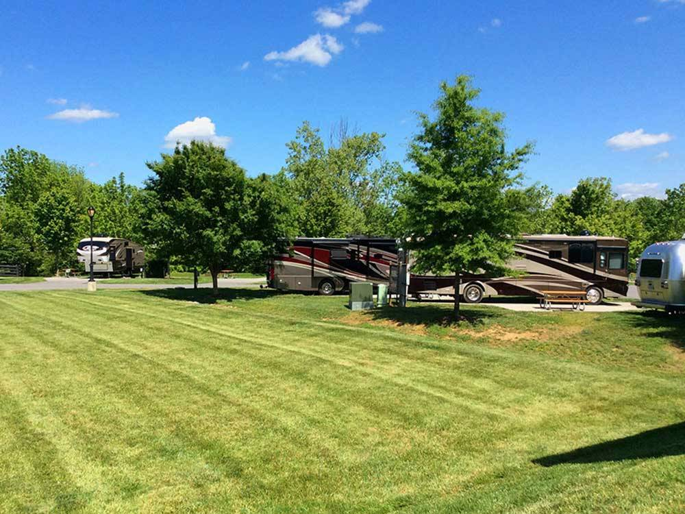 Pine Mountain RV Park by the Creek - Pigeon Forge ...