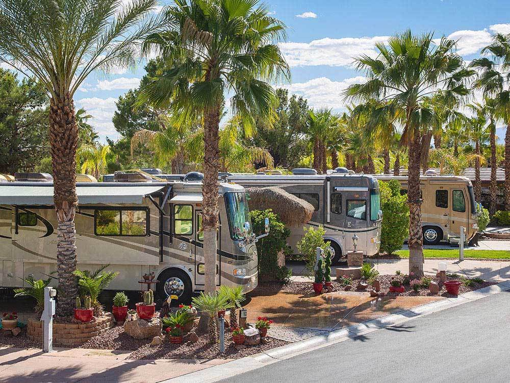 Lvm Resort Las Vegas Nv Rv Parks And Campgrounds In
