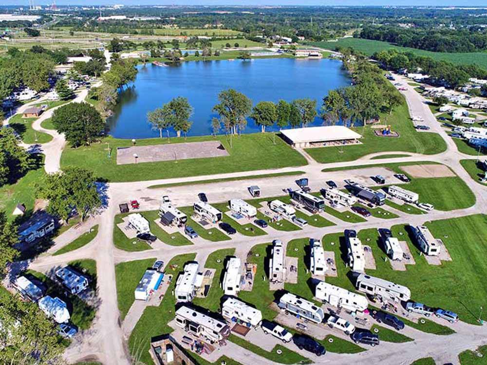 LEISURE LAKE RESORT at JOLIET IL