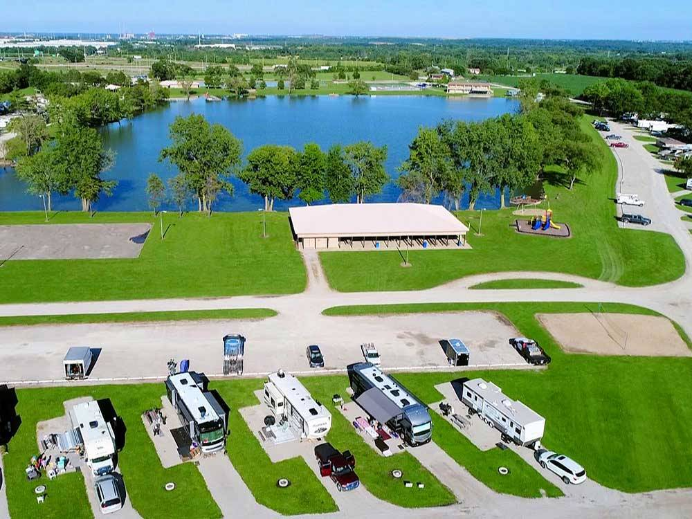 Travel Trailer Campgrounds In Sam Rayburn