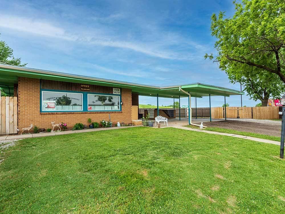Campsites & RV in Kansas
