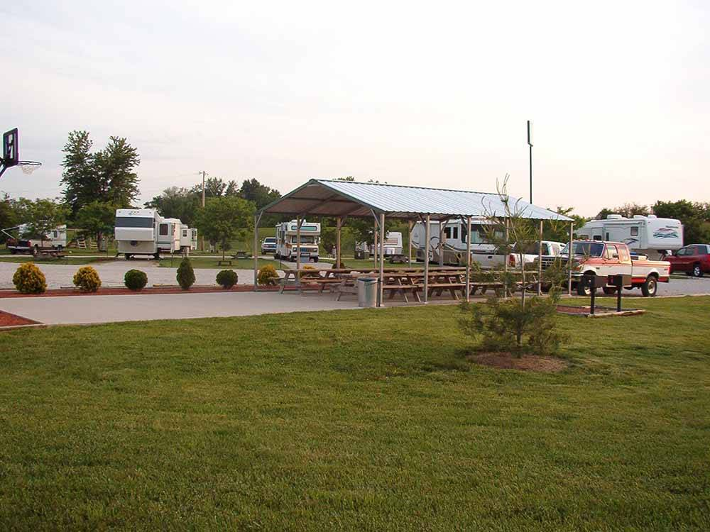 NEW VISION RV PARK At OAKTOWN IN