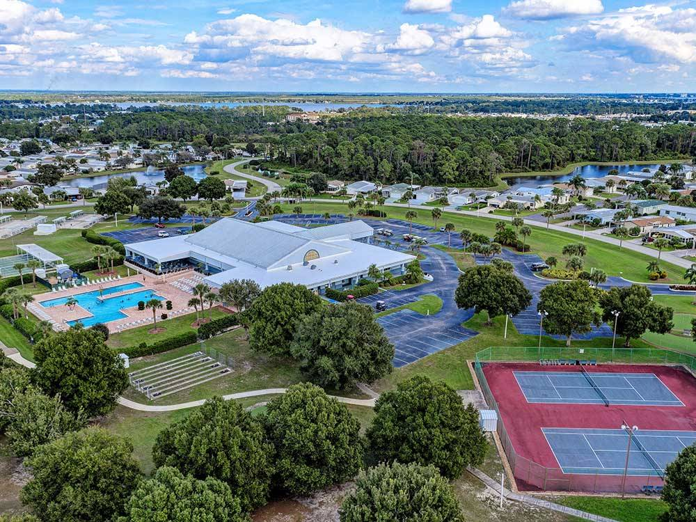 OUTBACK RV RESORT AT TANGLEWOOD at SEBRING FL