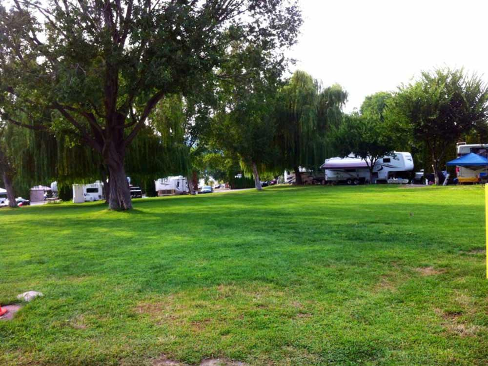 Nkmip Rv Park Osoyoos Campgrounds Good Sam Club