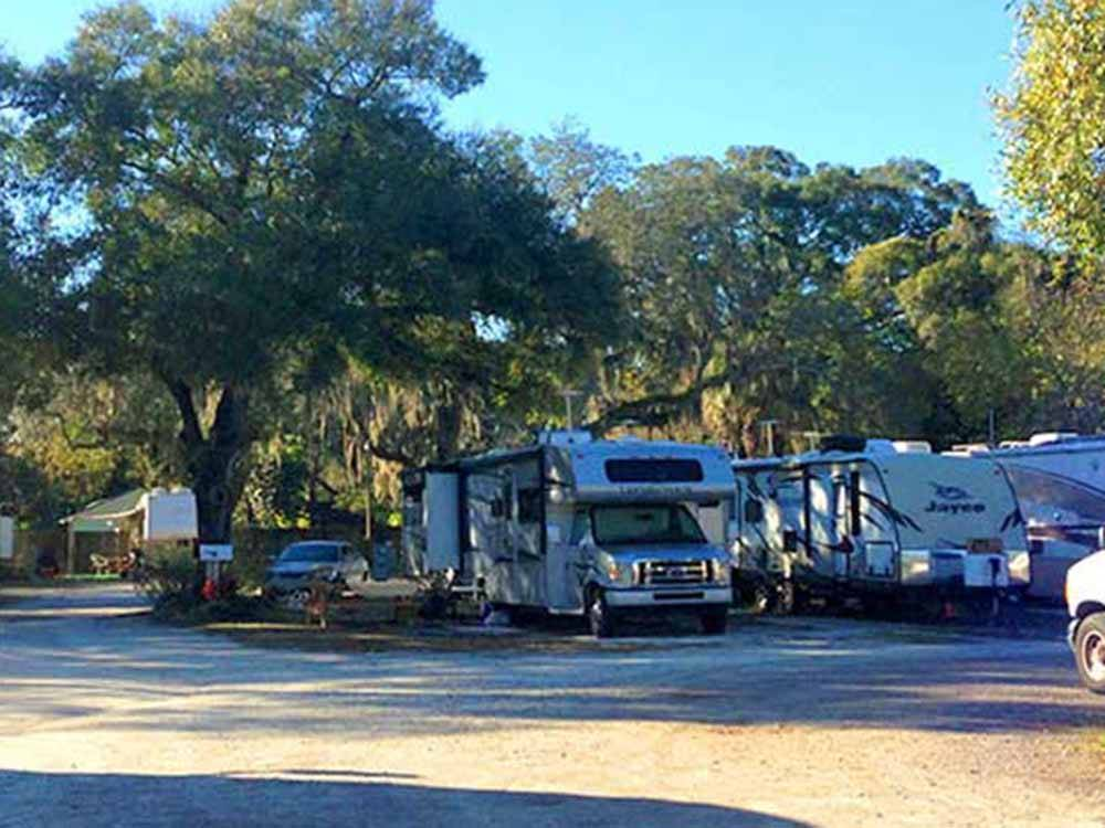 Tampa Rv Park Tampa Fl Rv Parks And Campgrounds In