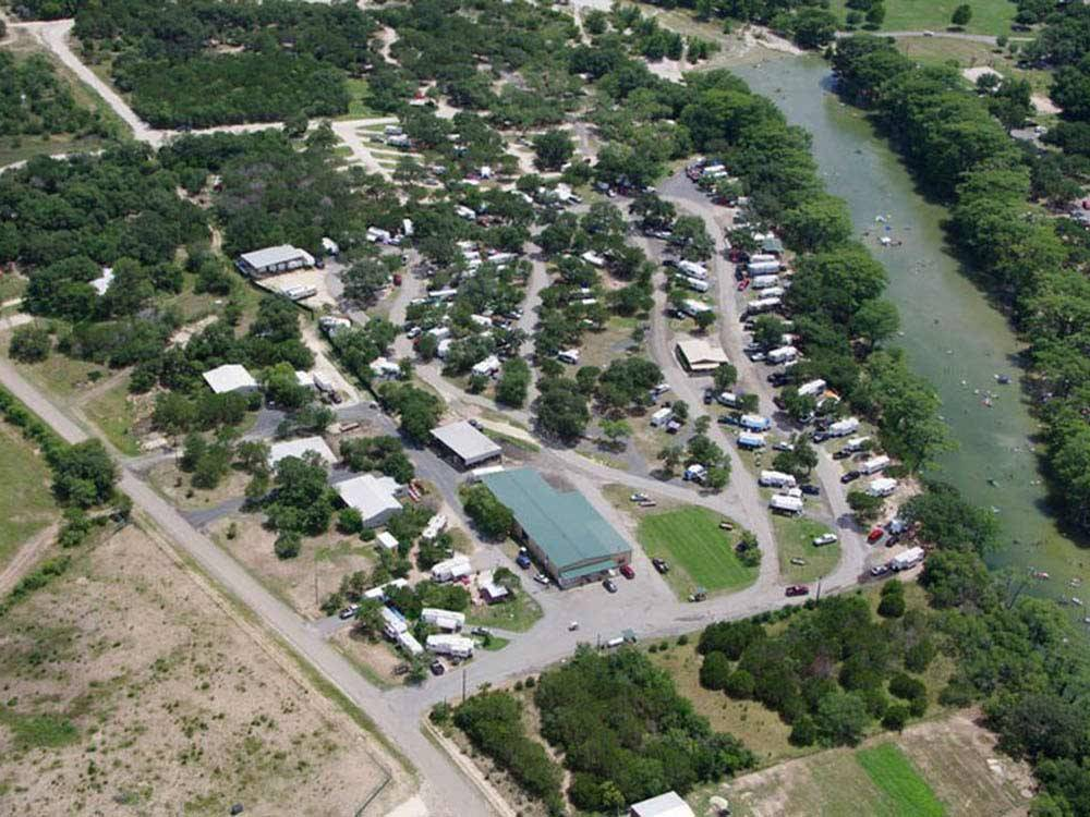 PARKVIEW RIVERSIDE RV PARK At CONCAN TX