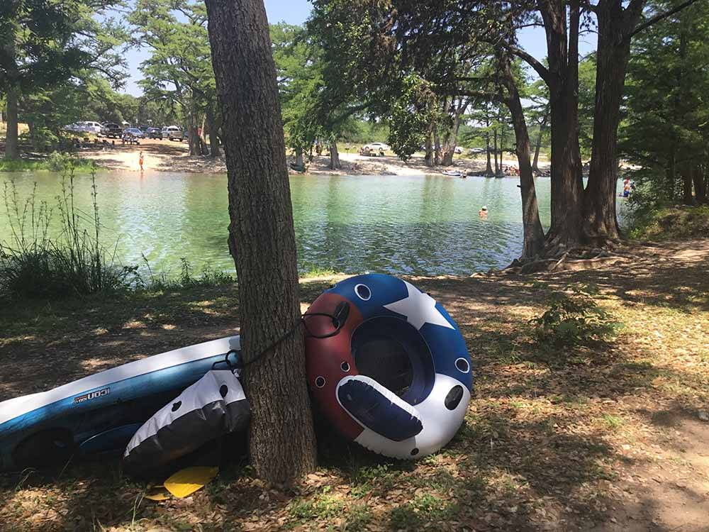 Parkview Riverside RV Park   Concan, TX - RV Parks and ...