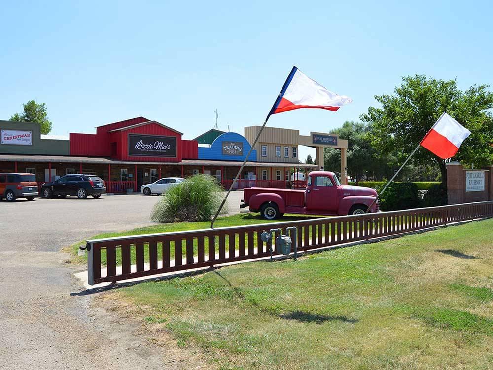 Fort Amarillo Rv Resort Amarillo Campgrounds Good Sam Club