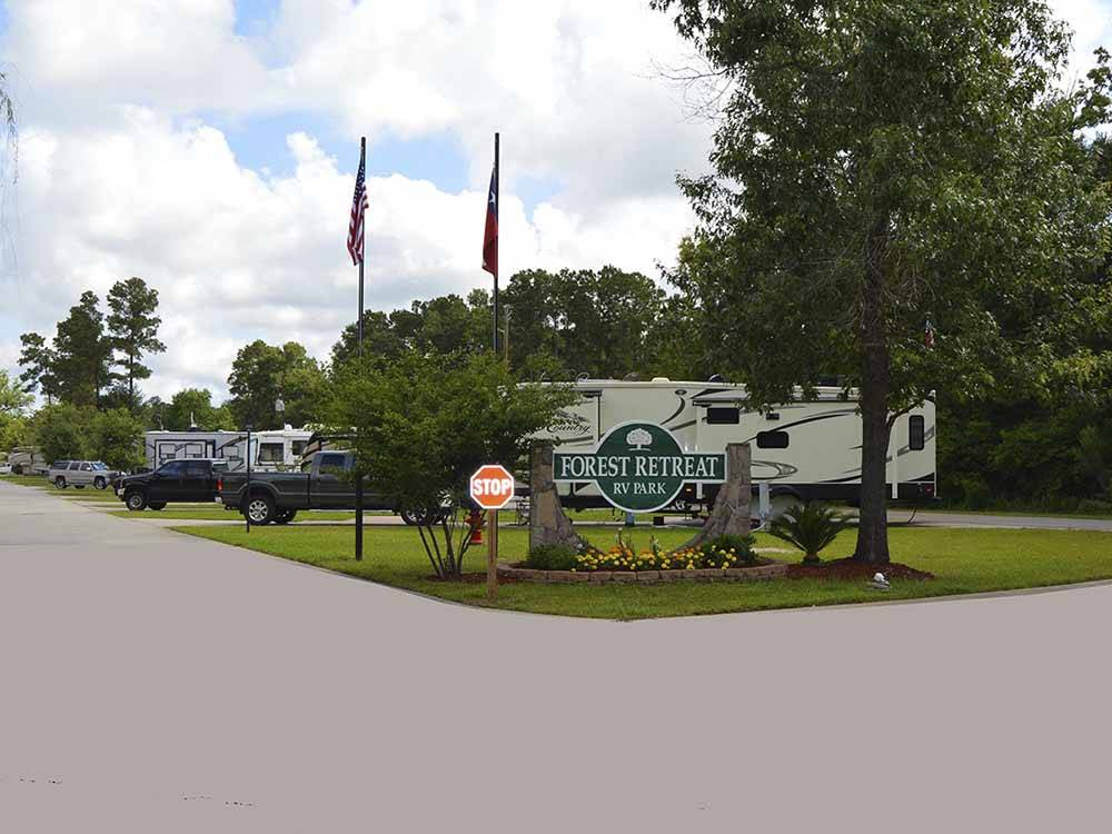 FOREST RETREAT RV PARK at NEW CANEY TX