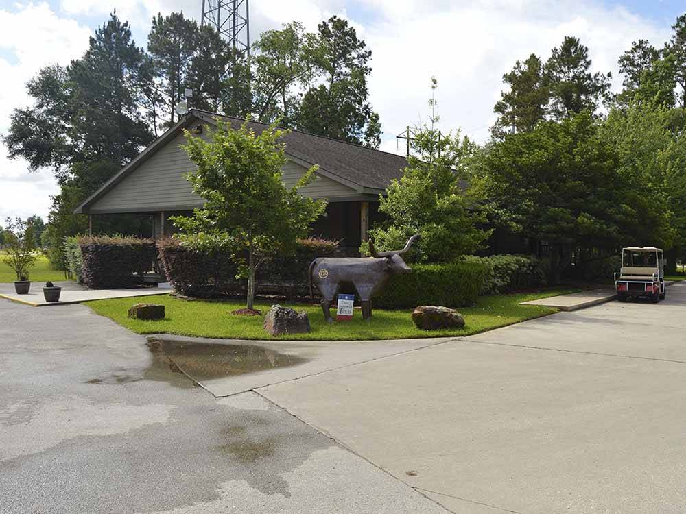 Forest Retreat Rv Park New Caney Tx Rv Parks And