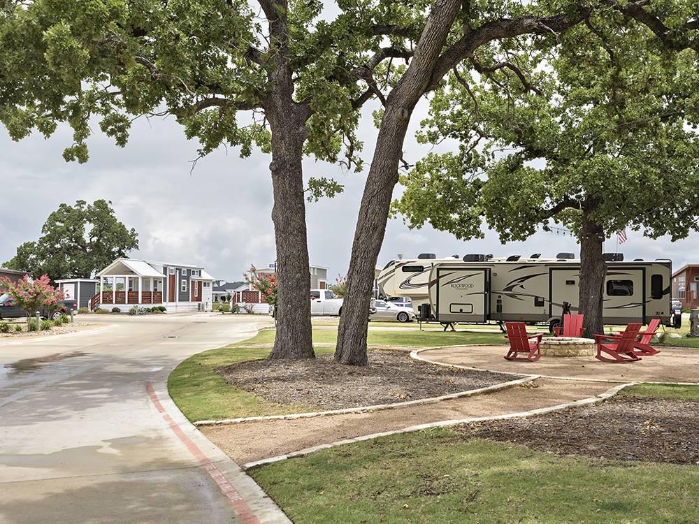 Oak Forest Rv Park Austin Campgrounds Good Sam Club