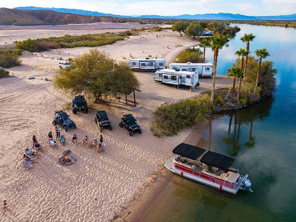 Pirate Cove Resort Needles Campgrounds Good Sam Club