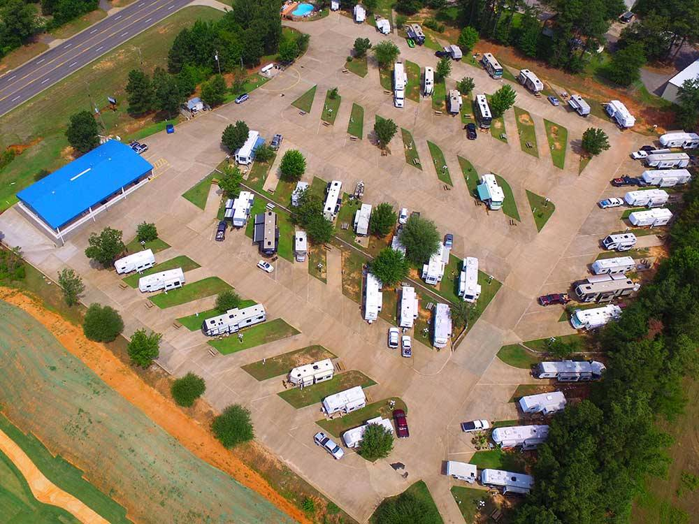 SHALLOW CREEK RV RESORT At GLADEWATER TX