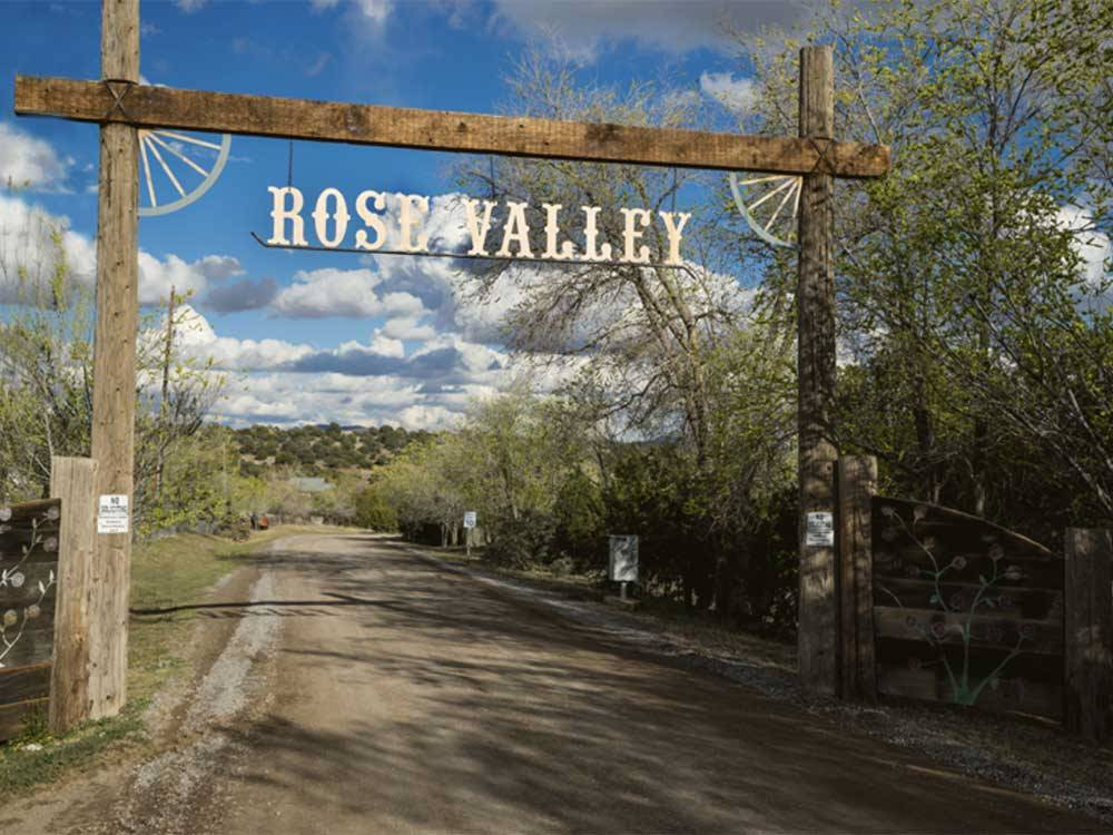ROSE VALLEY RV RANCH at SILVER CITY NM