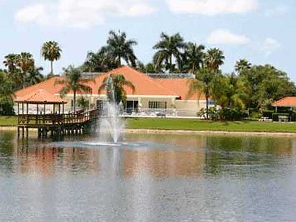 Pelican Lake Motorcoach Resort Naples Fl Rv Parks And