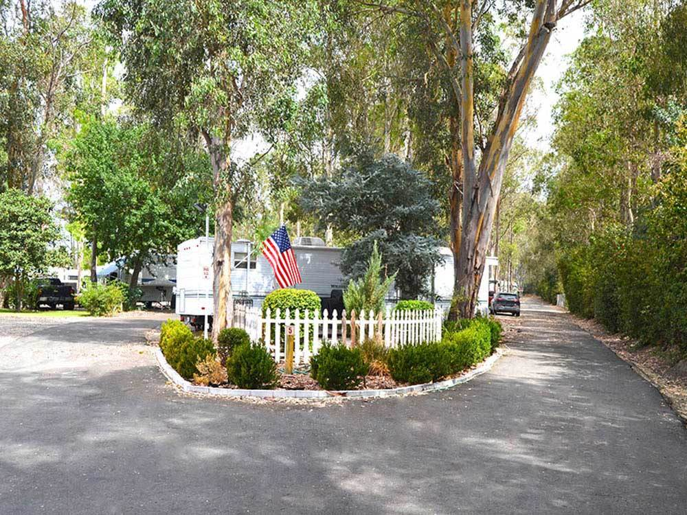 MIDWAY RV PARK At VACAVILLE CA