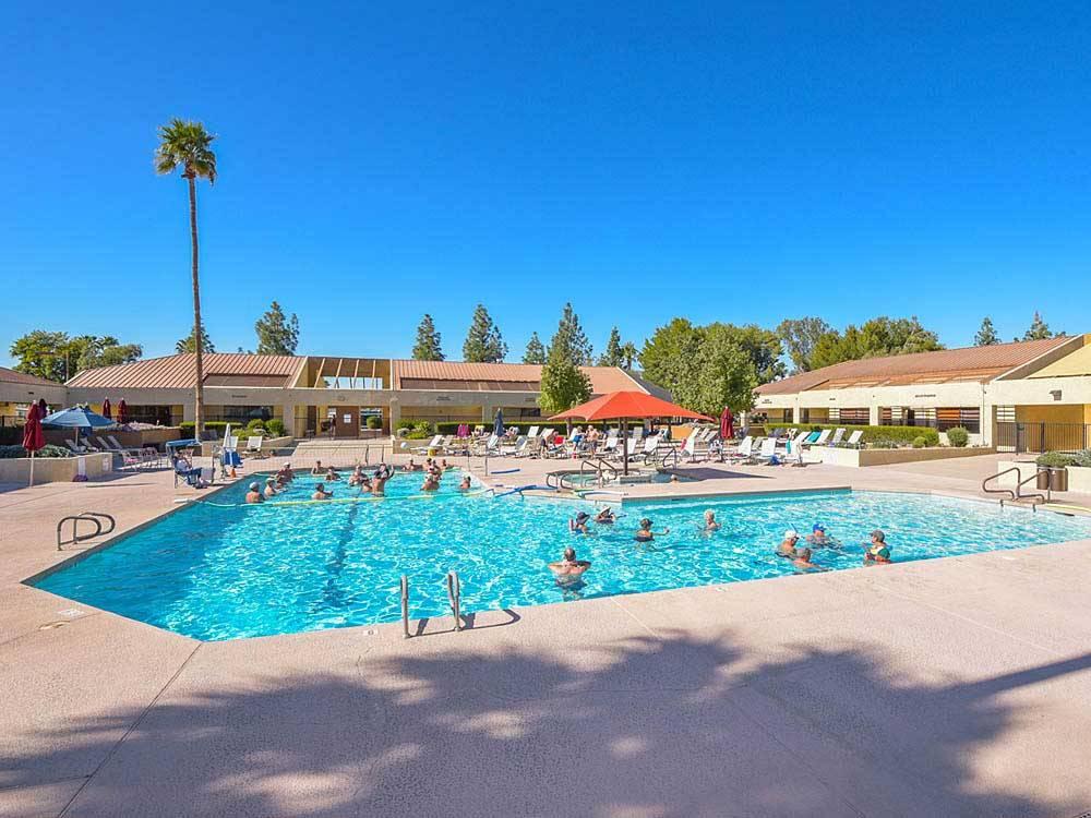 Paradise Rv Resort Sun City Campgrounds Good Sam Club