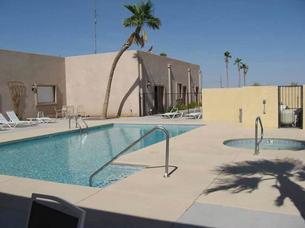 SILVERADO RV RESORT At ELOY AZ