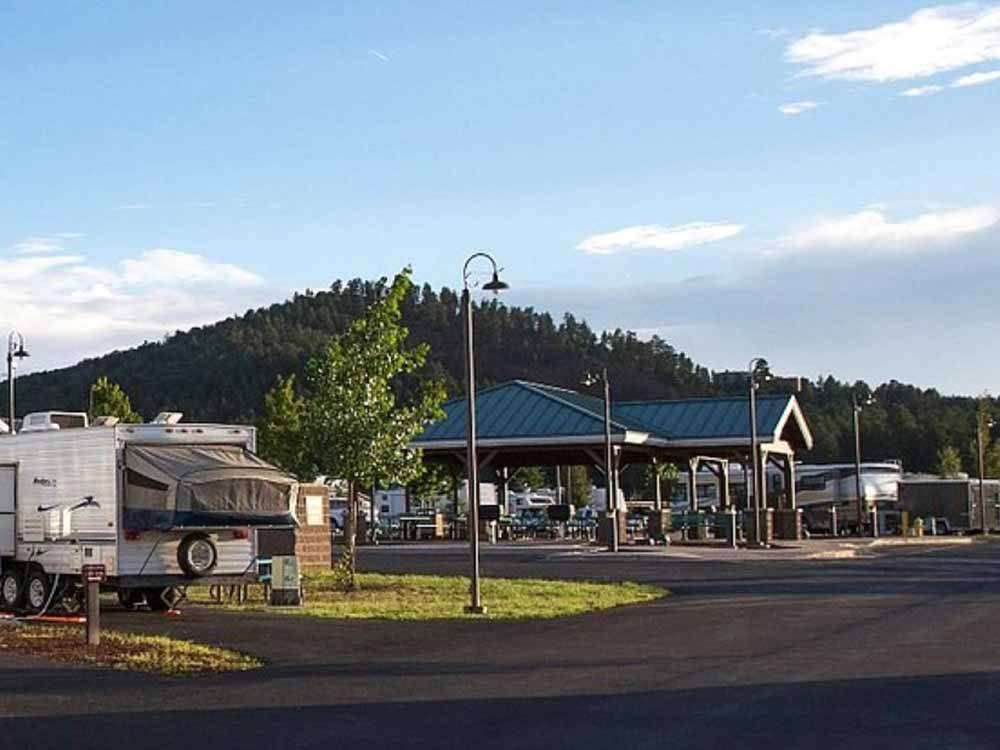 Grand Canyon Railway Rv Park Williams Campgrounds Good
