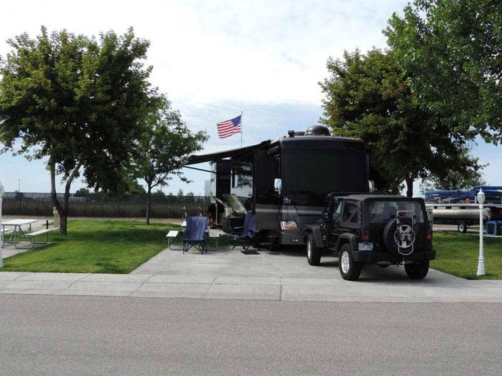 MOUNTAIN HOME RV PARK At ID