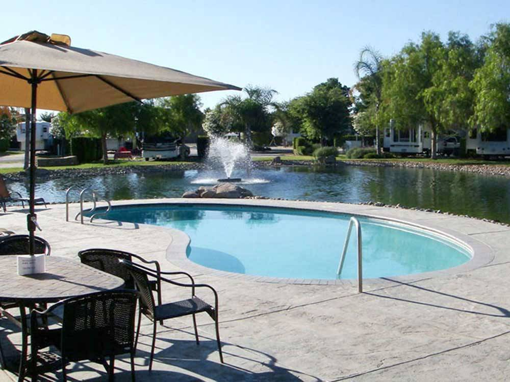 The Lakes Rv Golf Resort Chowchilla Campgrounds Good