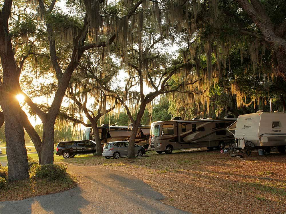 CLERBROOK GOLF  RV RESORT at CLERMONT FL