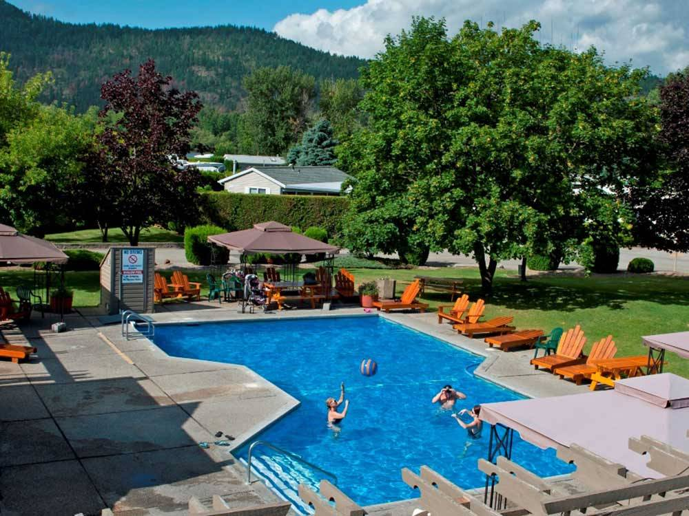 HOLIDAY PARK RESORT at KELOWNA BC
