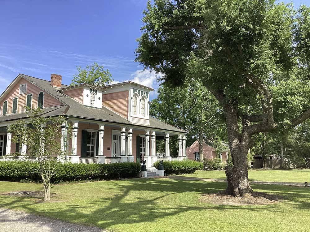 Poche Plantation Rv Park And B Cottages