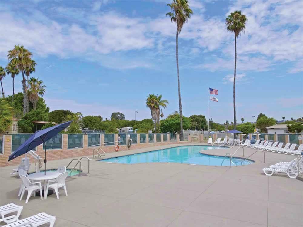 Mission Bay RV Resort - San Diego Campgrounds | Good Sam Club