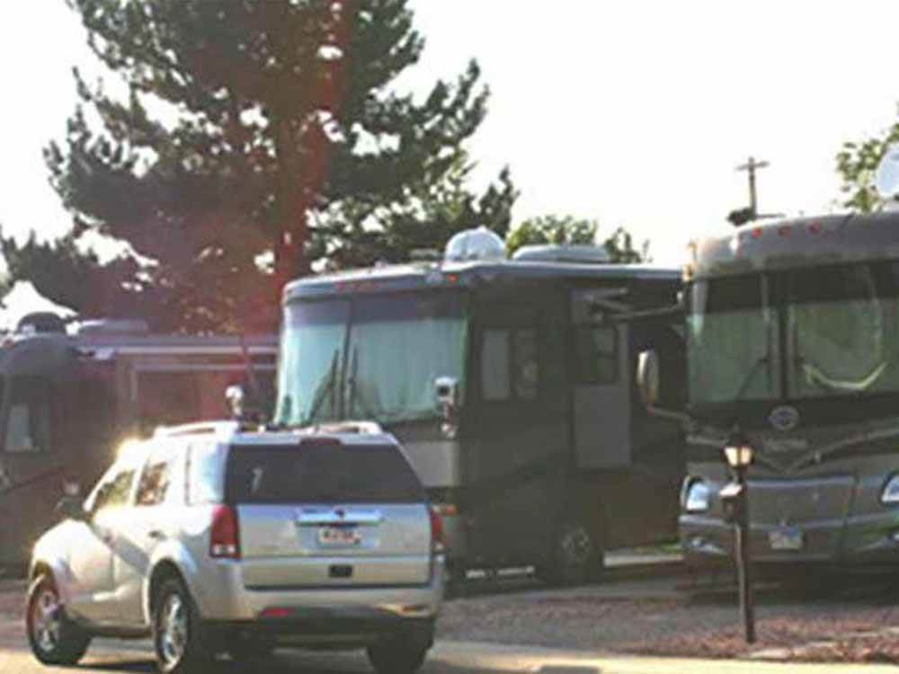 SOUTH PARK MOBILE HOME AND RV COMMUNITY at ENGLEWOOD CO