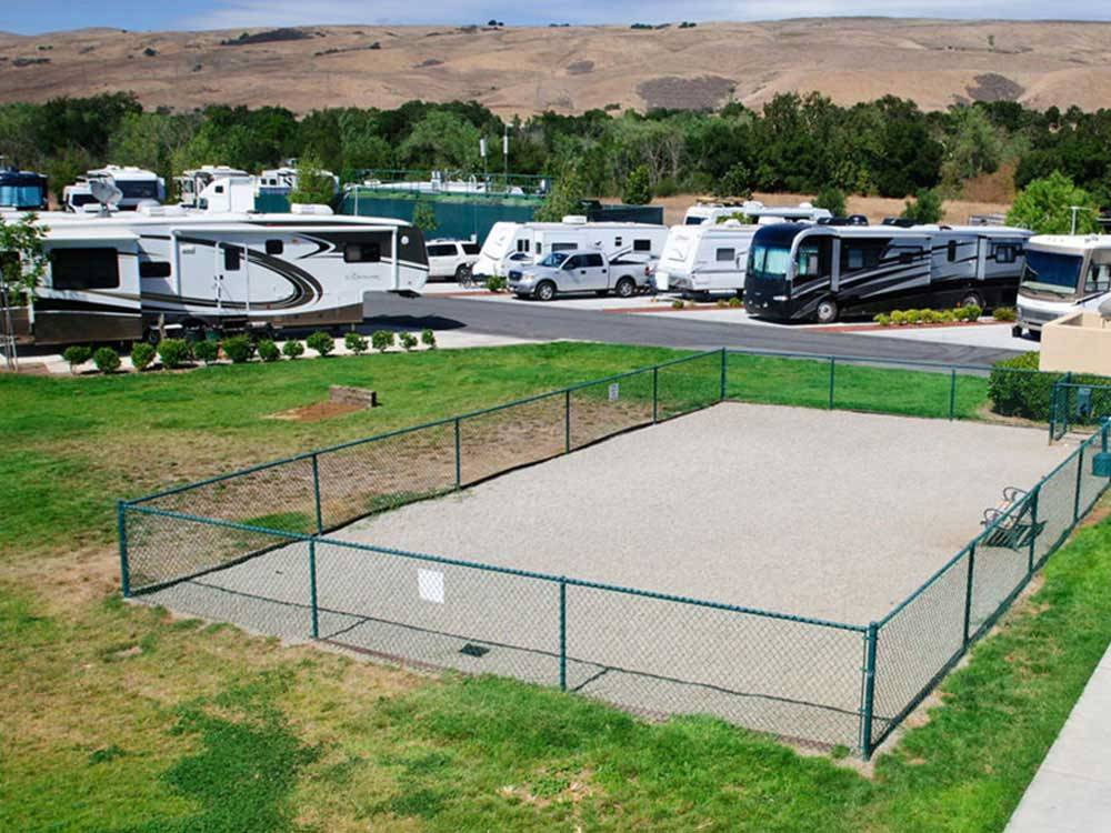 Coyote Valley Rv Resort San Jose Ca Rv Parks And