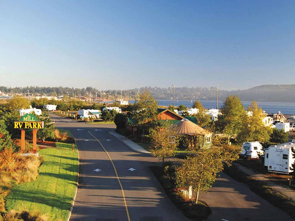 THE MILL CASINO HOTEL  RV PARK at NORTH BEND OR