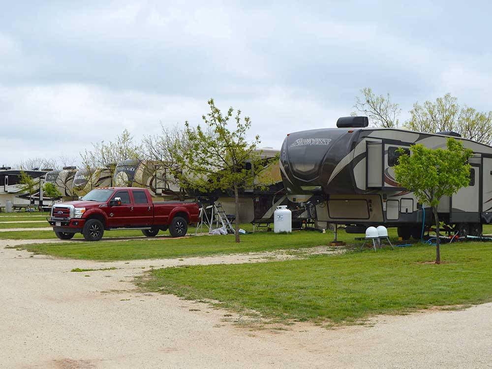 Buck Creek Rv Park Abilene Campgrounds Good Sam Club