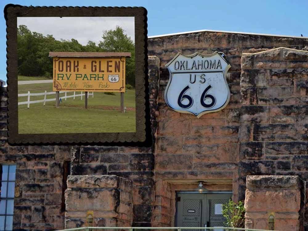 Oak Glen Rv Park Chandler Ok Rv Parks And Campgrounds