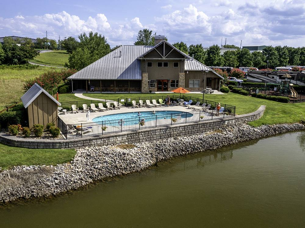 TWO RIVERS LANDING RV RESORT at SEVIERVILLE TN